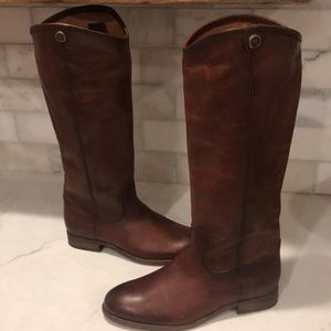 New Frye Boots!!
